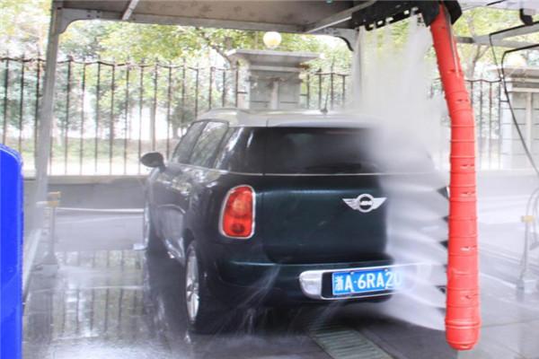 洗么智能洗车科技