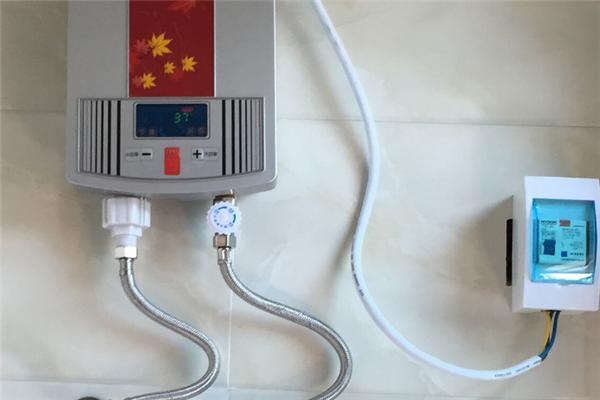厨房宝热水器安全