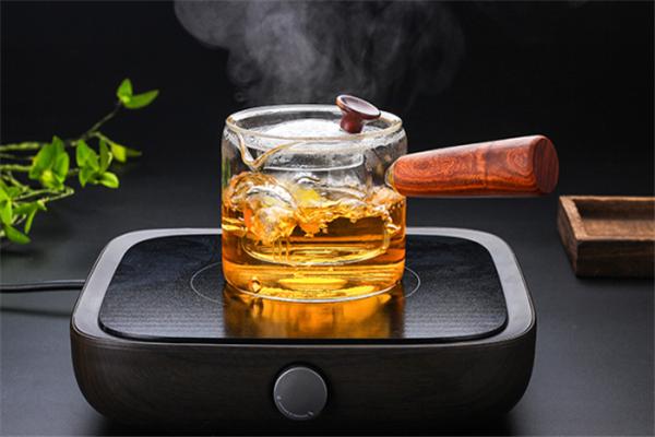 龙潭茶美味