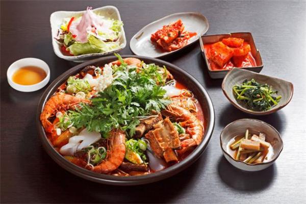小白家韩式料理韩国料理