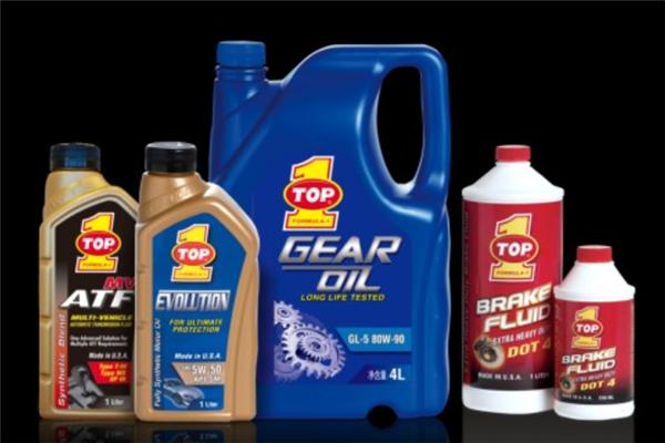 德尔润滑油种类
