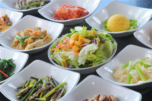 霜花店韩国料理营养