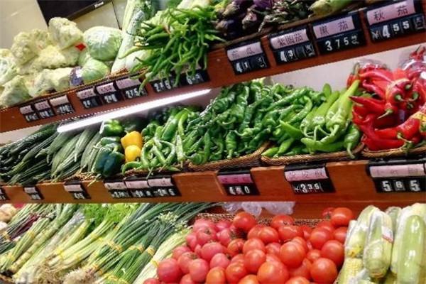 秦大妈生鲜蔬菜