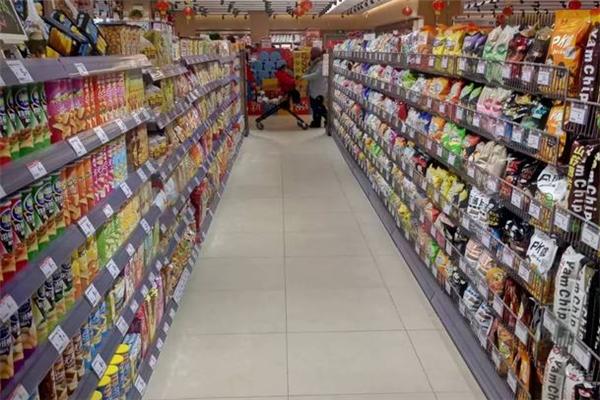 尚购超市安全