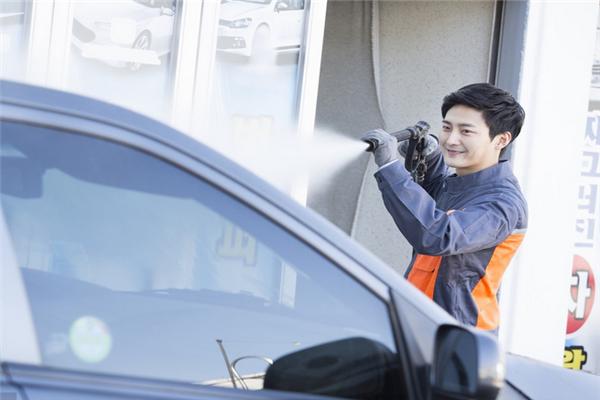 智多橙洗车干净