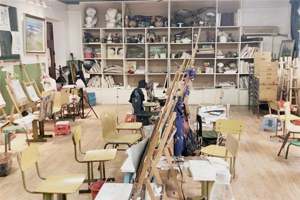 集美画室学习
