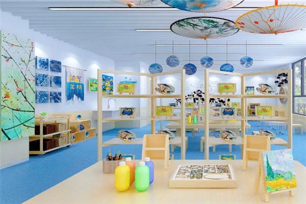 莲城幼儿园开心