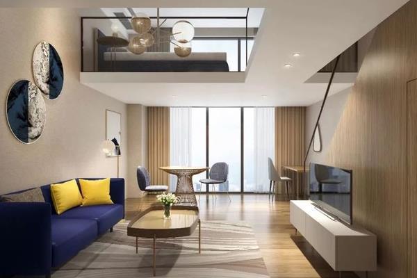 公寓酒店空间