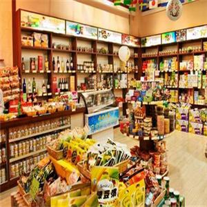 临期食品超市小吃