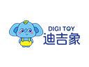 迪吉象脑力全开益童王国品牌logo