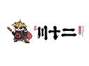 川十二乐山炸货铺品牌logo