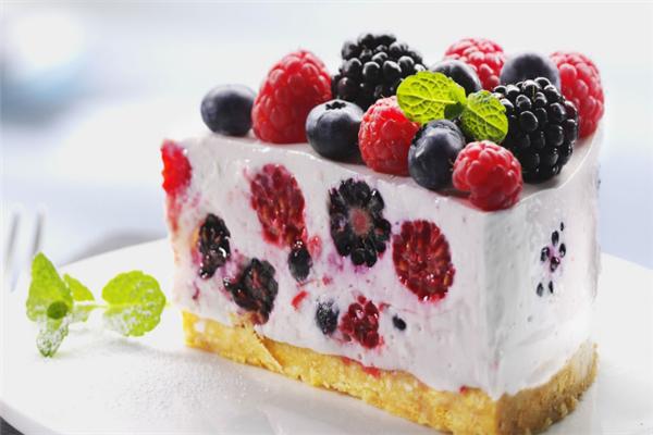 甜美香积蛋糕店招牌