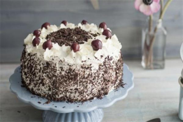甜美香积蛋糕店特色