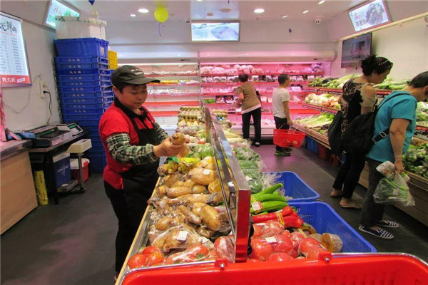 如何加盟生鲜超市