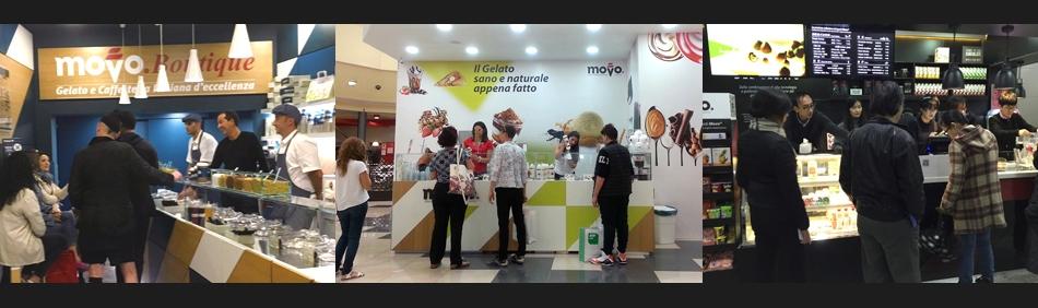 MOVO意式冰淇淋——加盟店
