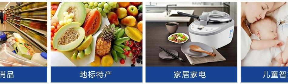 鼎烨新生活会员超市-产品分类