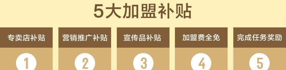 惠万家陶瓷——加盟补贴
