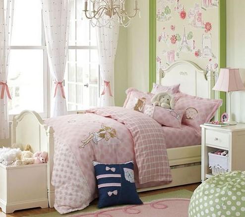 欧式少年卧室装修图