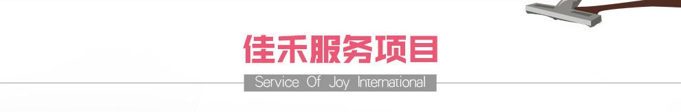 佳禾国际家政--服务项目