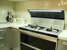 海爾整體廚房
