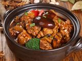 正宗黄焖鸡米饭