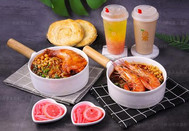台湾商务简餐快餐