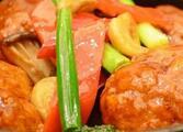 铜盘烤肉涮涮锅