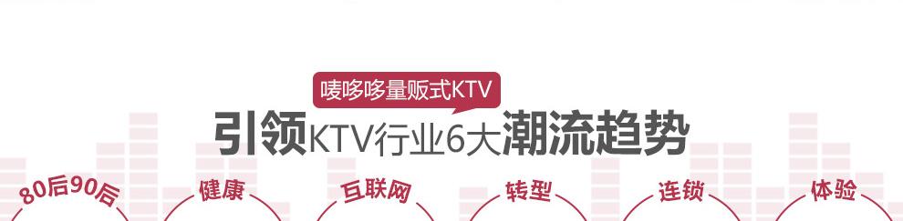唛哆哆KTV--引领行业六大潮流趋势