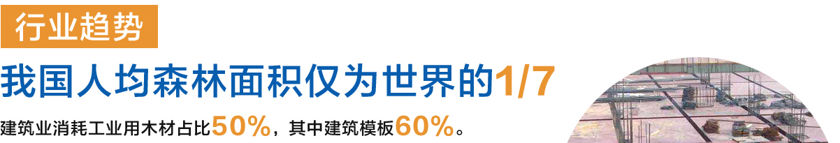 磐汩中空塑料模板_行業趨勢