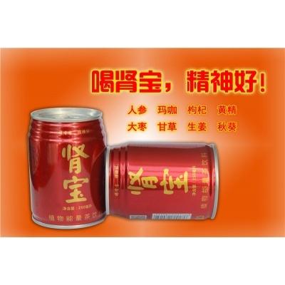 肾宝植物能量饮料250ml*16罐  功能饮料