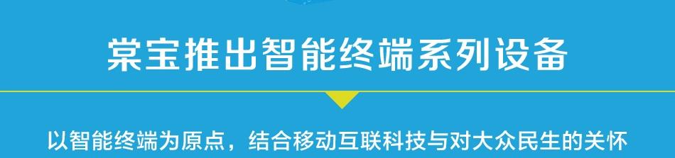 棠宝社区智能终端——品牌介绍