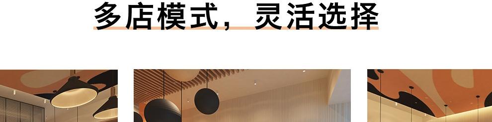 将就中式快餐_开店模式